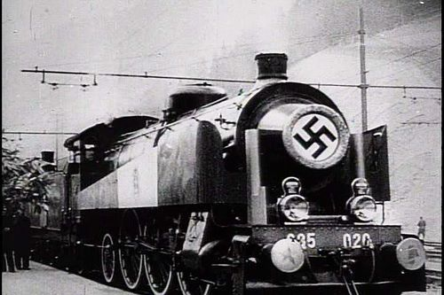 TRAIN WITH TREASURES OF NAZI FOUND VALUE 200,000,000 DOLLARS !!!