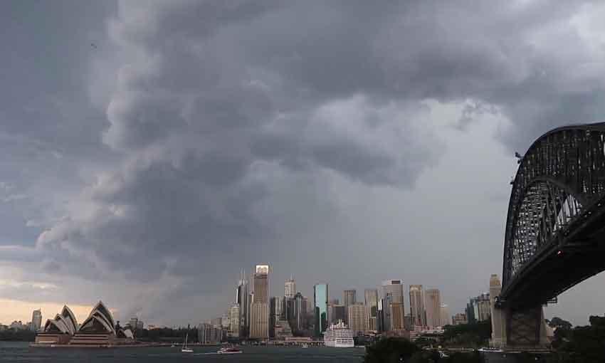 sydney storm photos yesterday - photo#11