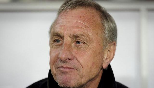 THE LEGEND OF SOCCER JOHAN CRUYFF PASSED AWAY