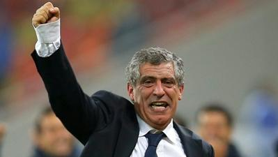 FERNANDO SANTOS: AFTER THEY WON THE EUROPEAN CUP WITH PORTUGAL HE SPOKE IN GREEK (VIDEO)