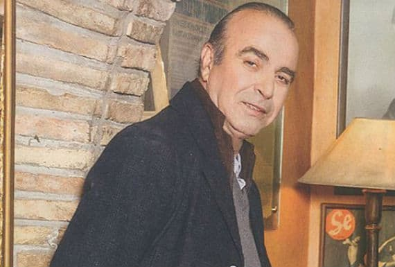 THE BELOVED GREEK ACTOR GIORGOS VASILEIOU PASSED AWAY