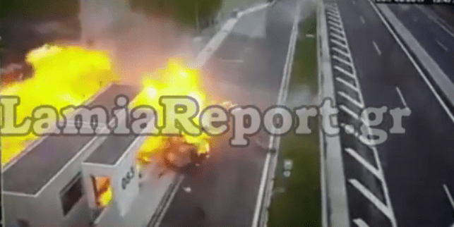 INCREDIBLE CAR ACCIDENT IN GREECE!!! 4 DEAD – BETWEEN THE DEAD A 3 YEARS OLD BOY… VIDEO SHOCK OF THE CRASH