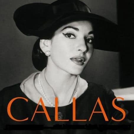 Αφιέρωμα στη Μαρία Κάλλας – Φωτογραφικό Υλικό