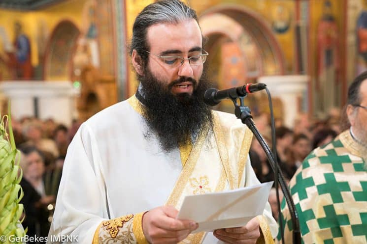 STUDENT THAT SURVIVED A TRAGIC CRASH IN TEMPE BECAME AN ARCHIMANDRITE