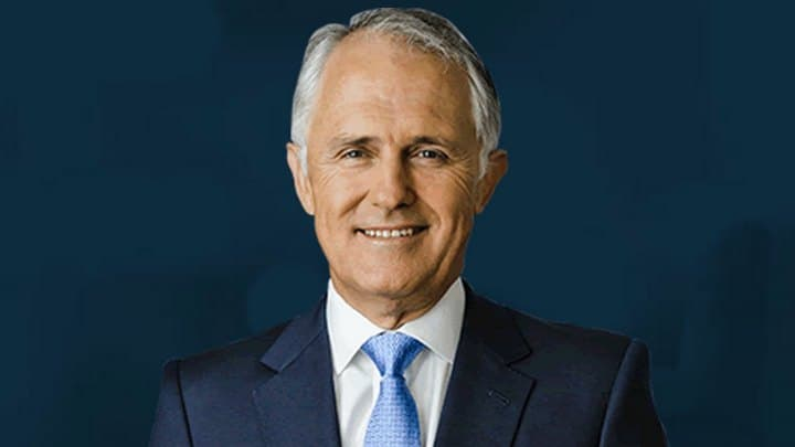 THE PRIME MINISTER MALCOLM TURNBULL ABOLISHES 457 VISAS
