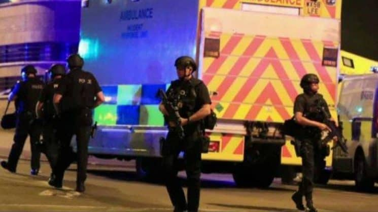 19 DEAD AND 50 WOUNDED IN TERROR ATTACK AT ARIANA GRANDE CONCERT IN MANCHESTER