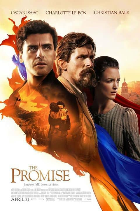 Pontoxeniteas NSW has co-ordinated a private screening of the movie, The Promise