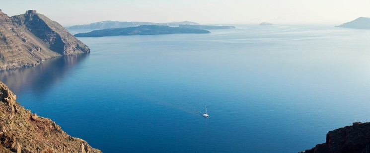 WHICH GREEK ISLAND WAS VOTED AS THE MOST BEAUTIFUL IN EUROPE?