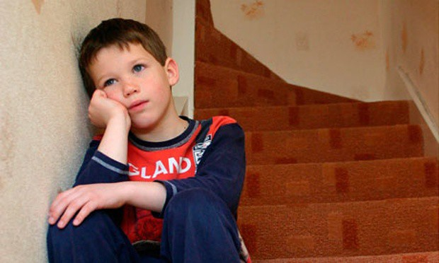 ENGLAND IS THE SECOND COUNTRY WITH THE UNHAPPIEST CHILDREN