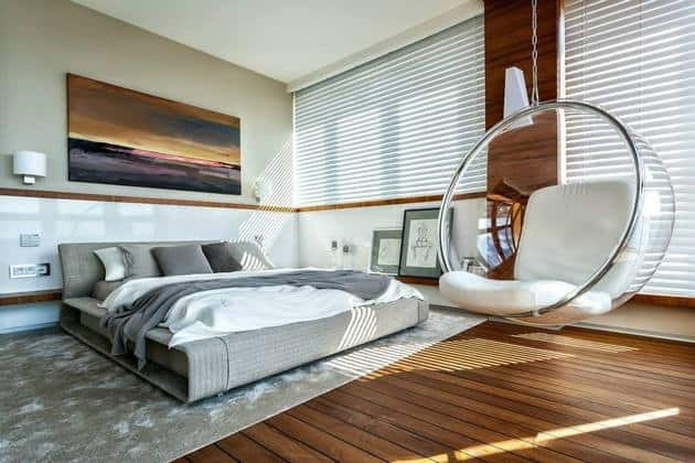 4 DECORATING TRICKS FOR YOUR BEDROOM