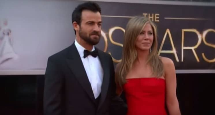 SECRET WEDDING OF JENNIFER ANISTON AND JUSTIN THEROUX!!!
