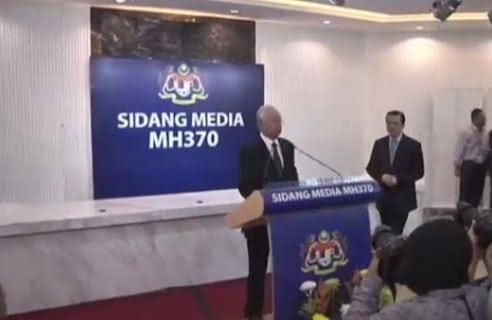 NEW DEBRIS FOUND FROM MALAYSIAN MH370 – WHAT DOES THE AUSTRALIAN FOREIGN MINISTER JULIE BISHOP SAY?