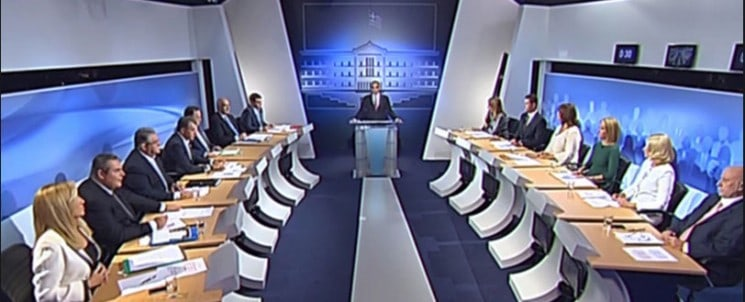 WATCH THE VIDEO WITH THE DEBATE  OF POLITICAL LEADERS AND HAVE FUN WITH THE INCREDIBLY COMMENTS ON TWITTER!!!