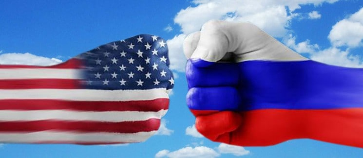 WILD BATTLE BETWEEN RUSSIAN AND AMERICAN AT GREEK SKY!!!