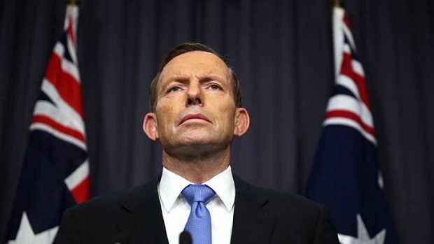 TONY ABBOTT LOST THE LEADERSHIP OF LIBERAL PARTY!!!