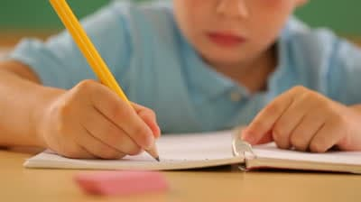 WHAT DO TO DO IF YOUR CHILD HAS PROBLEMS WITH THE HOMEWORK