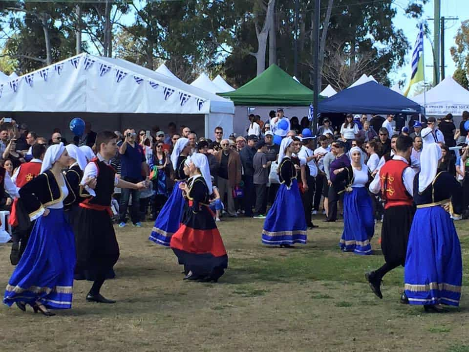 IMPRESSIVE PRESENCE OF SYDNEY SIZMOS HILLS DANCING GROUP