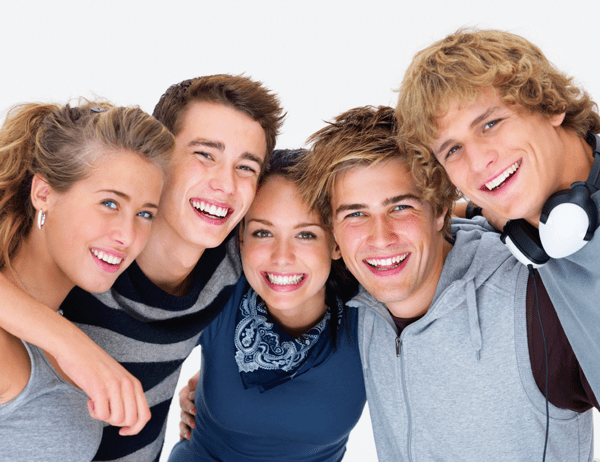 5 REASONS YOU MUST SMILE