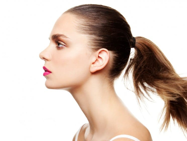 4 TIPS TO GET THE PERFECT PONYTAIL