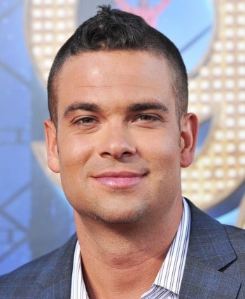'GLEE' ACTOR MARK SALLING HAS BEEN ARRESTED FOR CHILD PORNOGRAPHY
