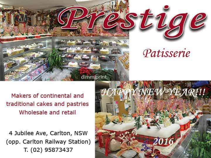 Prestige Patisserie