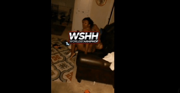 Man Caught His Wife Cheating On Him With Her Lover In Their Home And He Recorded Them -9447