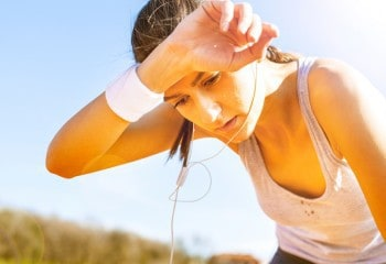 HOW CAN WE SWEAT LESS?