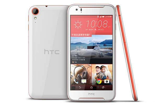 "HTC DESIRE 830: OFFICIALLY WITH SCREEN 5.5"" FULL HD, SPEAKERS HTC BOOMSOUND, O.I.S. AND ANDROID 6.0"