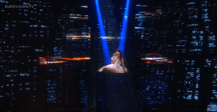 AUSTRALIA FIGHTS WITH RUSSIA FOR THE FIRST PLACE IN EUROVISION