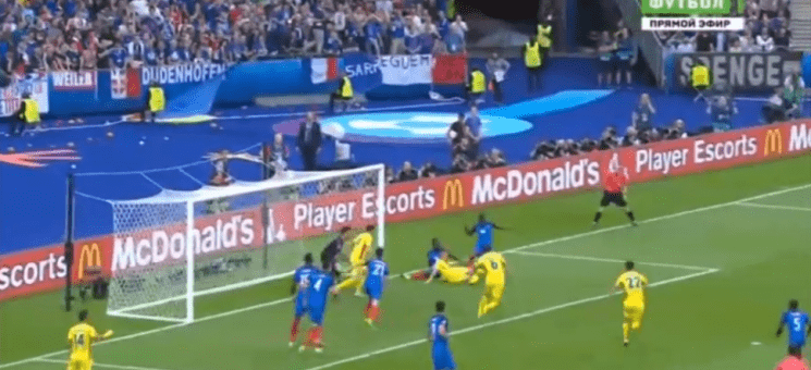 FRANCE STARTED WITH A WIN IN EURO 2016 (VIDEO)