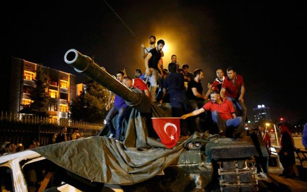 TURKISH COUP – WAS IT REALLY A COUP?