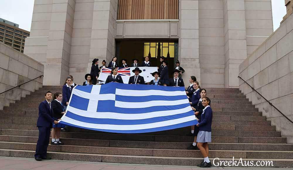 "THE GREEK AUSTRALIANS HONORED THE ""OXI"" DAY ACROSS AUSTRALIA!!!"