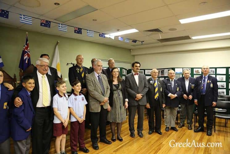 "AHEPA NSW CELEBRATED THE ""OXI"" DAY (PHOTOS+VIDEO)"