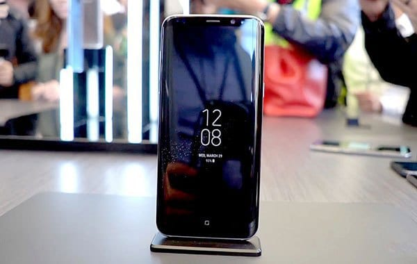 SAMSUNG GALAXY S8+: OFFICIAL RELEASE WITH 6GB RAM AND 128GB STORAGE SPACE IN ΚΟRΕΑ [VIDEOS]