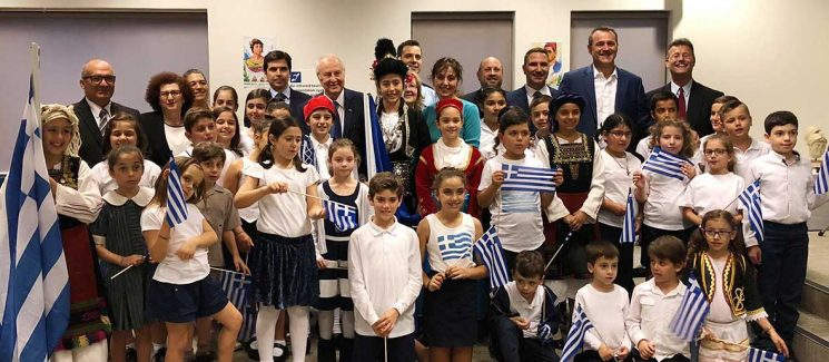 ANOTHER SUCCESSFUL CELEBRATION FOR THE GREEK NATIONAL DAY IN BURWOOD