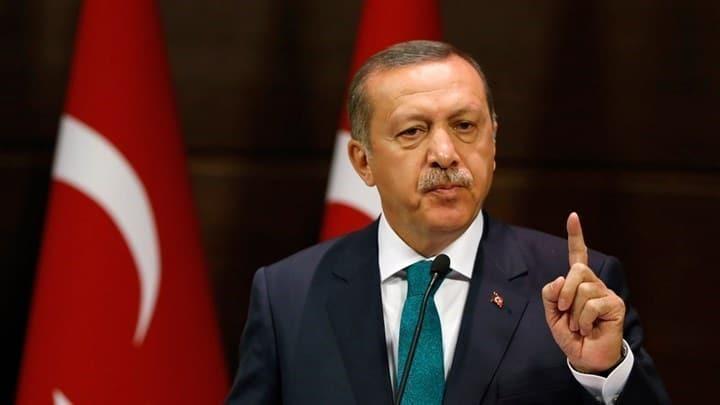 """O Ερντογαν προειδοποιει τις ΗΠΑ: Πρεπει να μας σεβεστε!"""""""