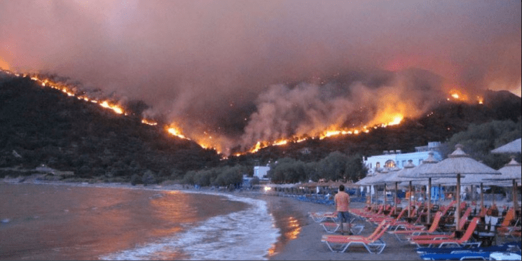 UNBELIEVABLE!!! FIRES HAVE KILLED 77 PEOPLE IN GREECE!!! 187 WOUNDED, OVER 100 MISSING!!!